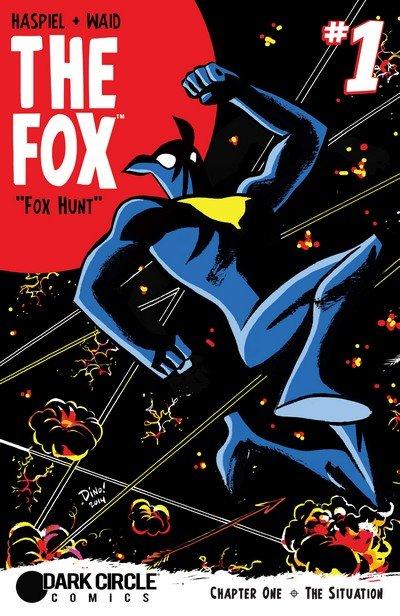 The Fox #1 – 5 (2015)