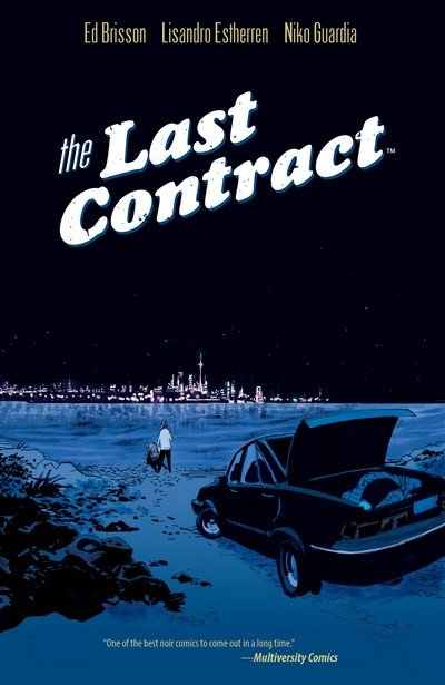 The Last Contract (TPB) (2017)