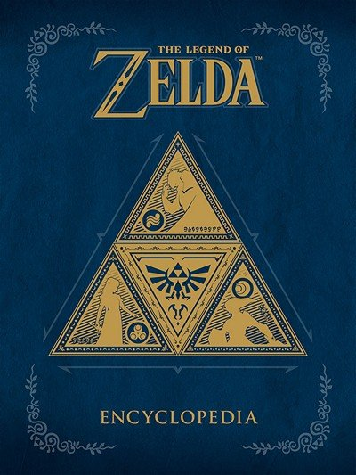 The Legend of Zelda Encyclopedia (2018)