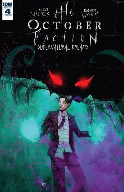 The October Faction – Supernatural Dreams #4 (2018)