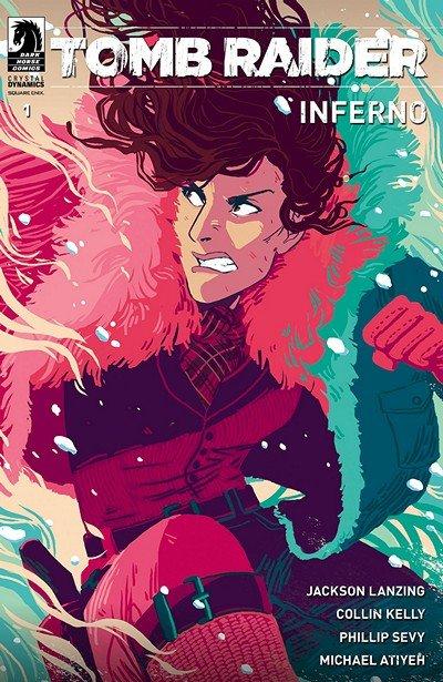 Tomb Raider – Inferno #1 (2018)