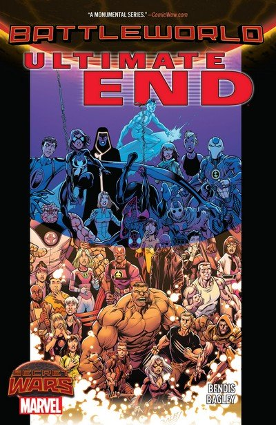 Ultimate End (TPB) (2016)