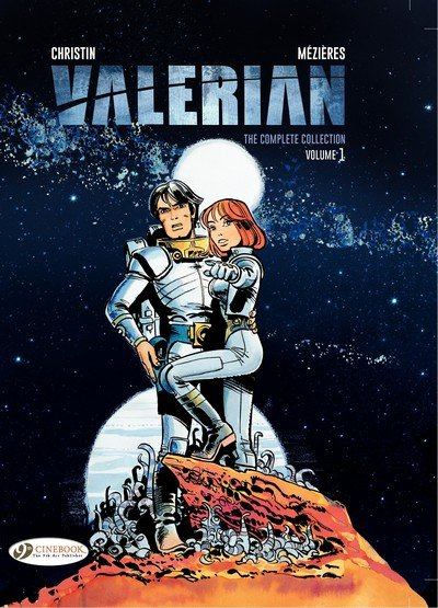 Valerian – The Complete Collection 1 – 7 (2017-2018)