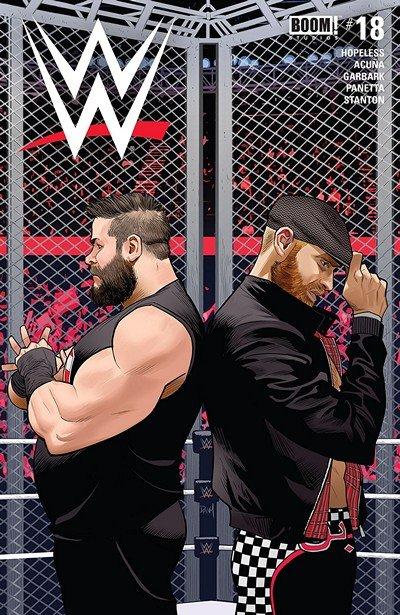 WWE #18 (2018)