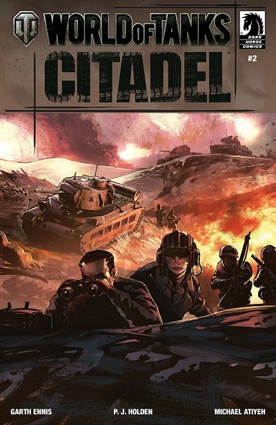 World Of Tanks – Citadel #2 (2018)