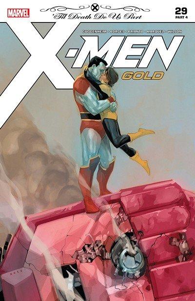 X-Men Gold #29 (2018)