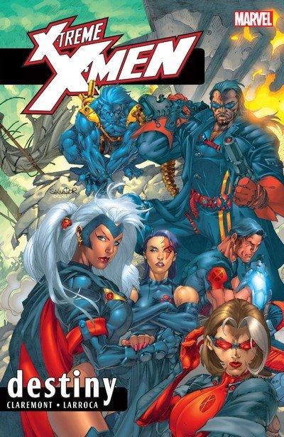 X-Treme X-Men Vol. 1 – 8 (TPB) (2003-2004)