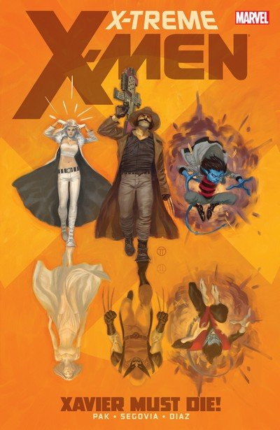 X-Treme X-Men Vol. 2 TPB – Vol. 1 – 2 (TPB) (2013)