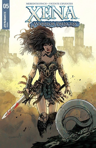 Xena – Warrior Princess Vol. 4 #5