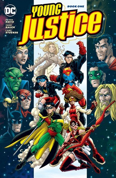 Young Justice Book 1 – 5 (2017-2020)
