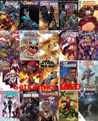 2018.07.18 Marvel Week+