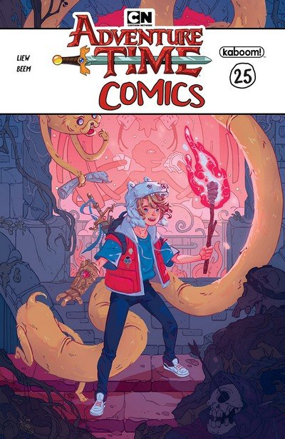 Adventure Time Comics #25 (2018)