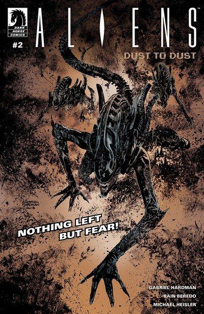 Aliens – Dust To Dust #2 (2018)