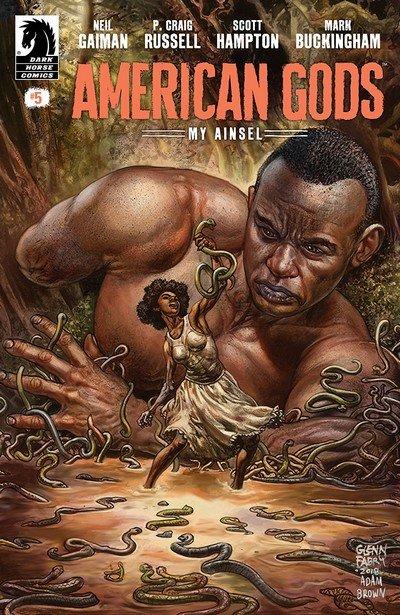 American Gods – My Ainsel #5 (2018)