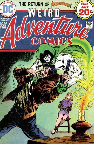 Aquaman – Death of a Prince (Story Arc) + TPB (1974-1978)