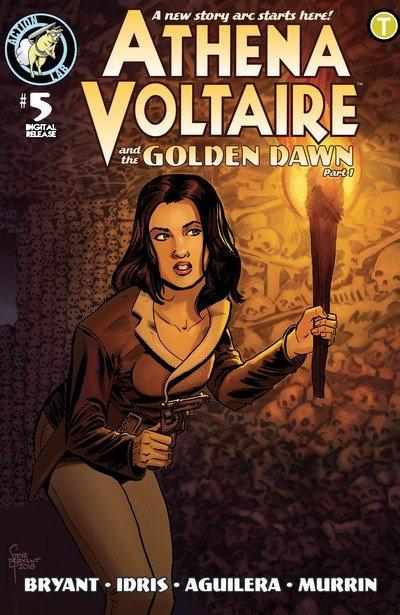 Athena Voltaire #5 (2018)