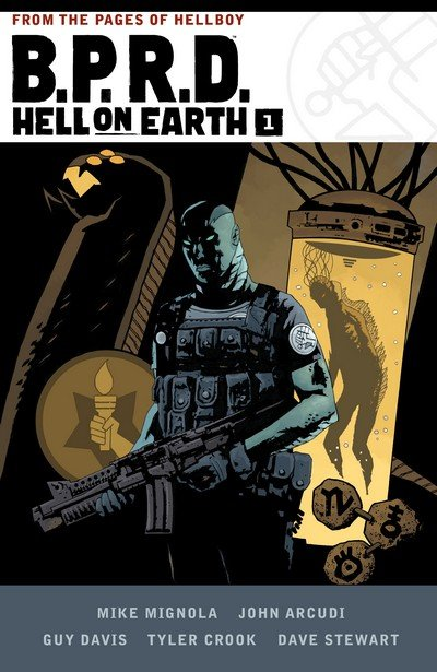 B.P.R.D. – Hell on Earth Omnibus Book 1 – 5 (2017-2019)