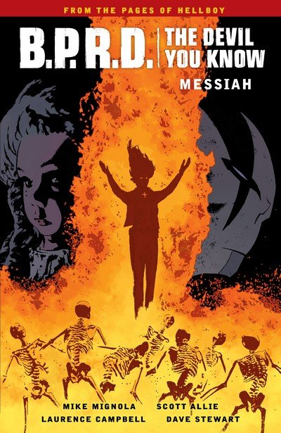 B.P.R.D. – The Devil You Know Vol. 1 – Messiah (TPB) (2018)