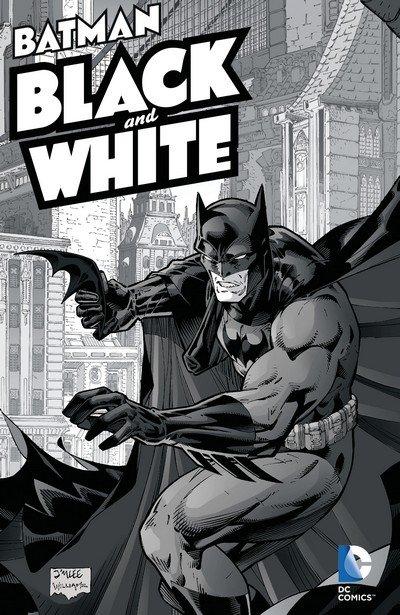 Batman – Black and White Vol. 1 – 4 (TPB) (2007-2014)