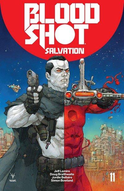 Bloodshot Salvation #11 (2018)