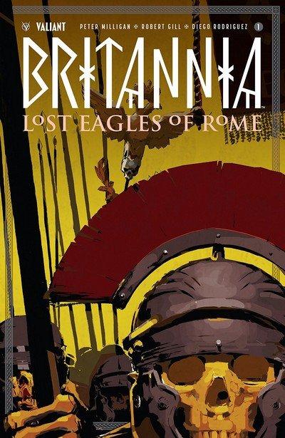 Britannia – Lost Eagles Of Rome #1 (2018)