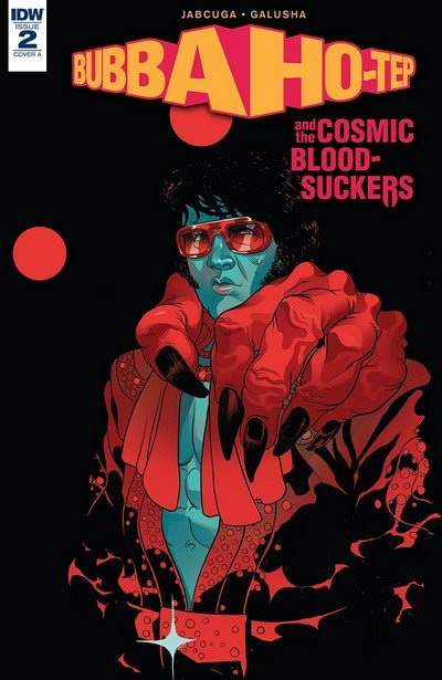 Bubba Ho-Tep And The Cosmic Blood-Suckers #2 (2018)