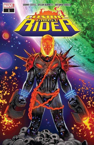 Cosmic Ghost Rider #1 (2018)