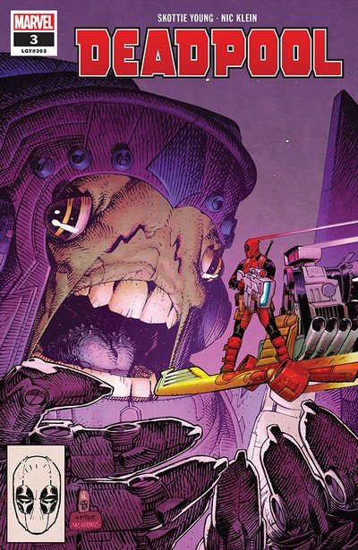 Deadpool #3 (2018)