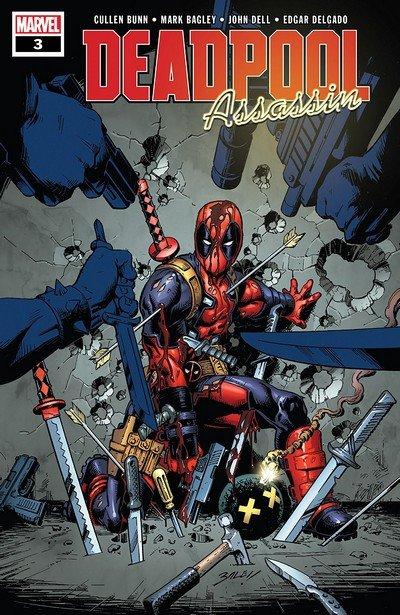 Deadpool – Assassin #3 (2018)