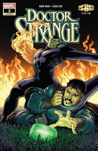 Doctor Strange #3 (2018)