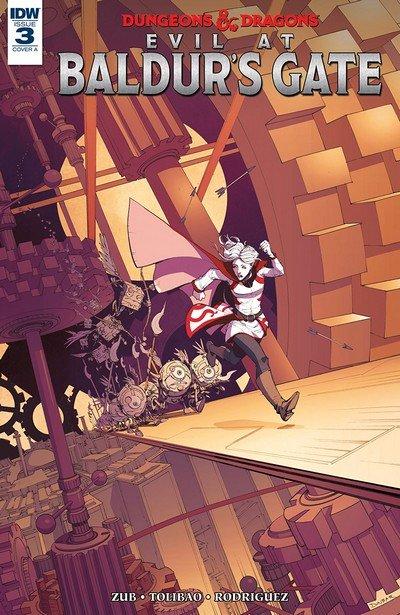 Dungeons & Dragons – Evil At Baldur's Gate #3 (2018)