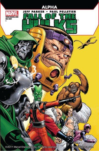 Fall of the Hulks (Story Arc) (2010)