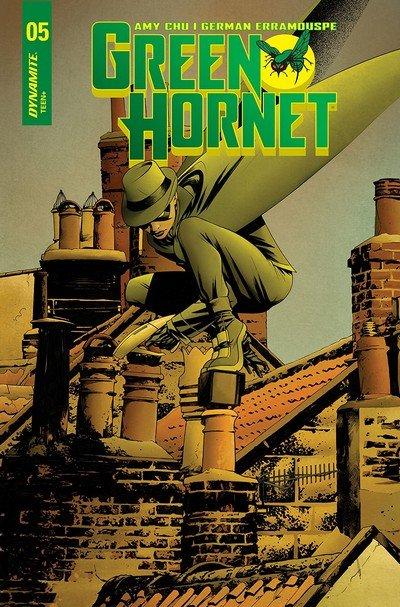 Green Hornet #5 (2018)