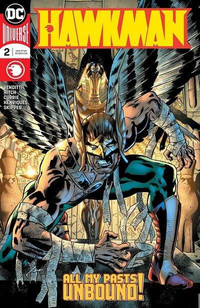 Hawkman #2 (2018)