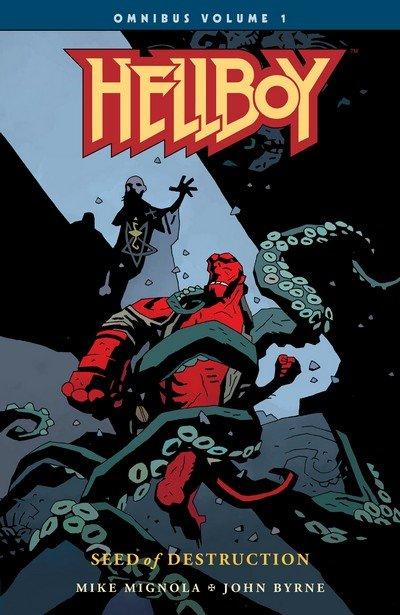 Hellboy Omnibus Vol. 1 – 4 (2018)
