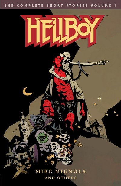 Hellboy – The Complete Short Stories Vol. 1 (2018)