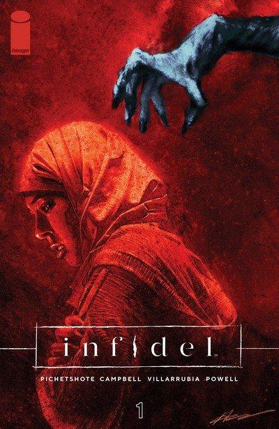 Infidel #1 – 5 (2018)