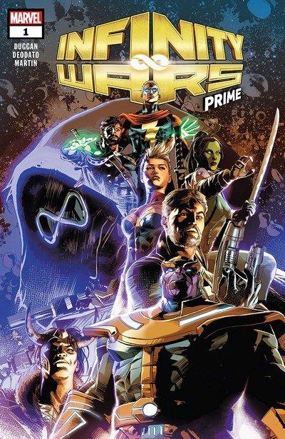 Infinity Wars Prime #1 (2018)