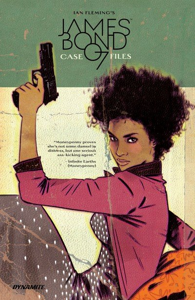 James Bond – Case Files Vol. 1 (TPB) (2018)