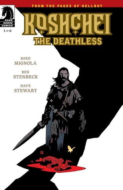 Koshchei the Deathless #1 – 6 (2018)