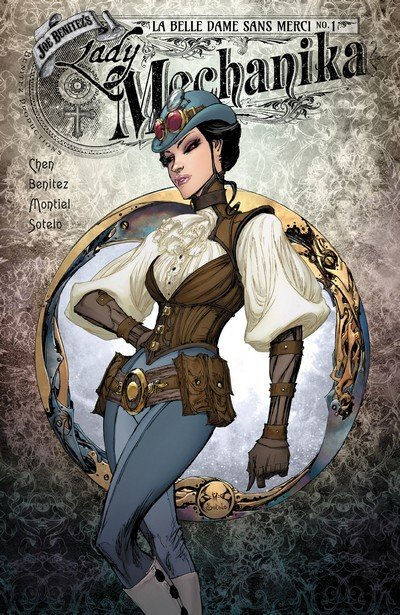 Lady Mechanika – La Belle Dame sans Merci #1 (2018)