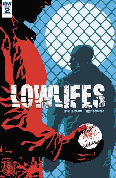 Lowlifes #2 (2018)