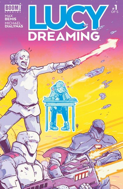 Lucy Dreaming #1 – 5 (2018)