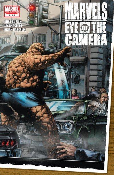 Marvels – Eye of the Camera #1 – 6 (2009-2010)