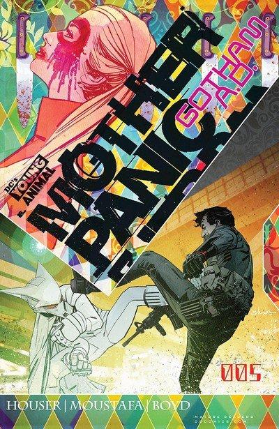 Mother Panic – Gotham A.D. #5 (2018)