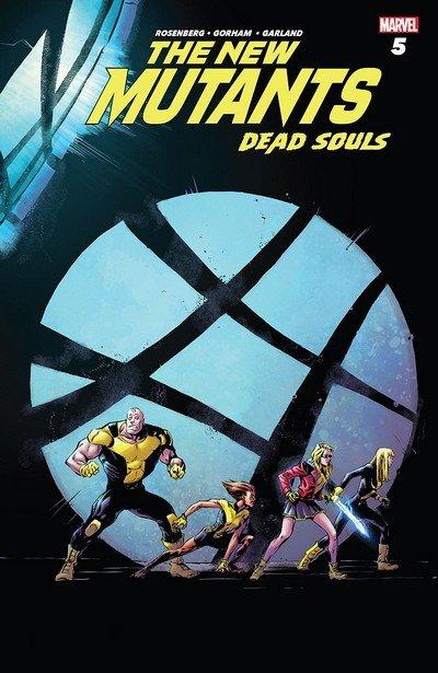 New Mutants – Dead Souls #5 (2018)