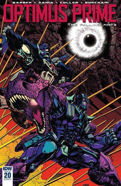 Optimus Prime #20 (2018)