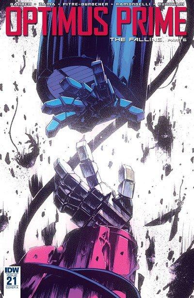 Optimus Prime #21 (2018)