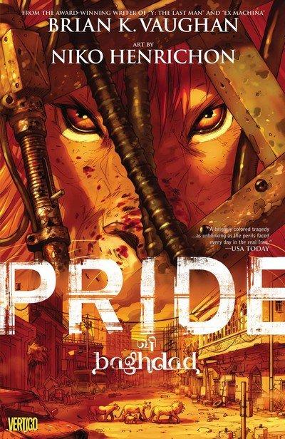 Pride of Baghdad (2006) (GN)