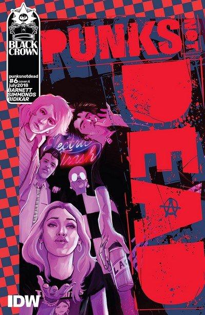 Punks Not Dead #6 (2018)